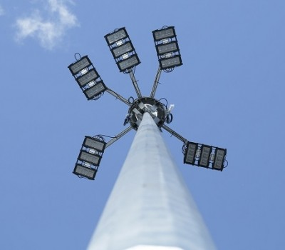 galileo high mast lighting ports
